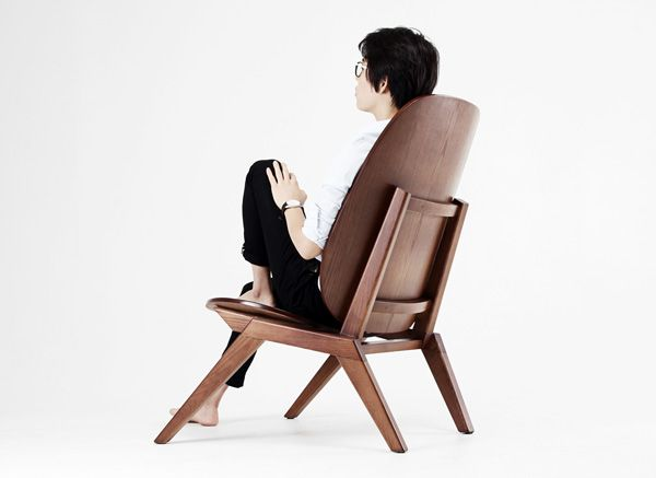 Klassiker lounge chair
