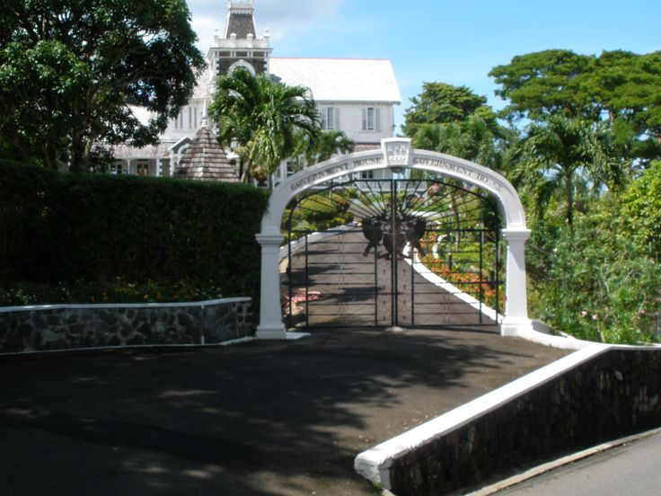 Governor's Residence,Castries St. Lucia