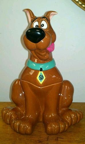 Scooby Doo Cookie Jar