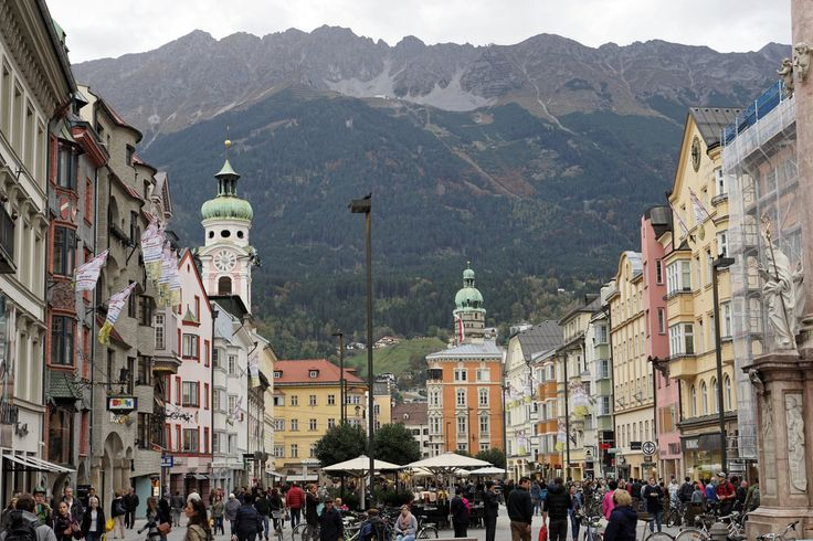 Amazing Places Innsbruck Austria By Canterbury