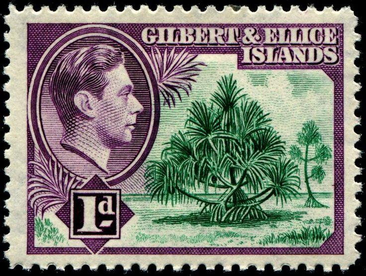 Gilbert and Ellice Islands, 1939