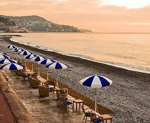 Rivera Francesa, Niza, Francia. (LAG).