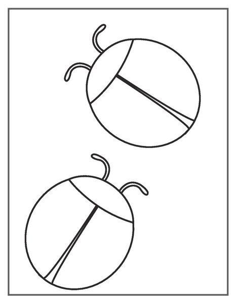 uğur böcekleri oyun hamuru matı