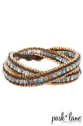 Mantra bracelet #ParkLane #2016 #SpringLine www.parklanejewelry.com/rep/sararios
