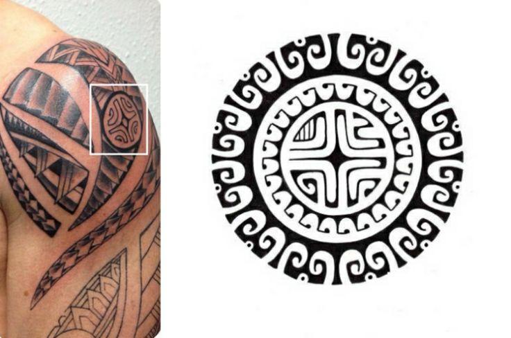tatuajes polinesios y los disenos