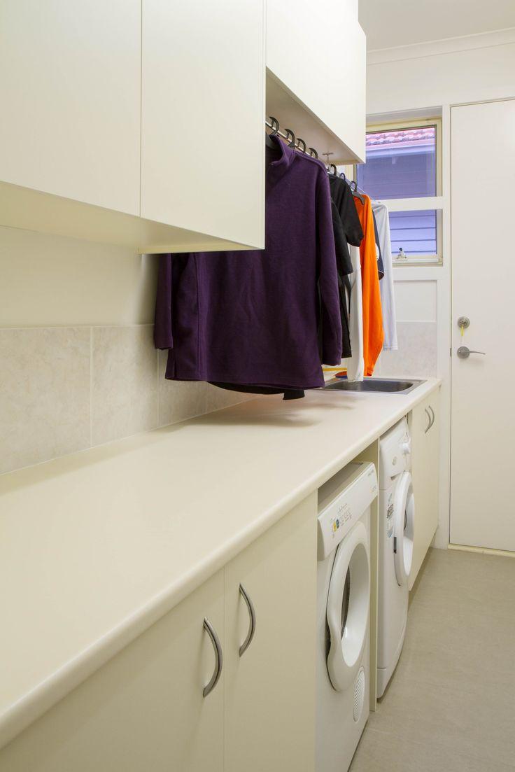 Modern kosher kitchen and laundry.  www.thekitchendesigncentre.com.au @thekitchen_designcentre