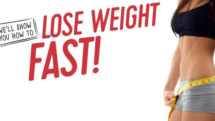 How to Lose Weight Fast: 3 Simple Steps, Based on Science