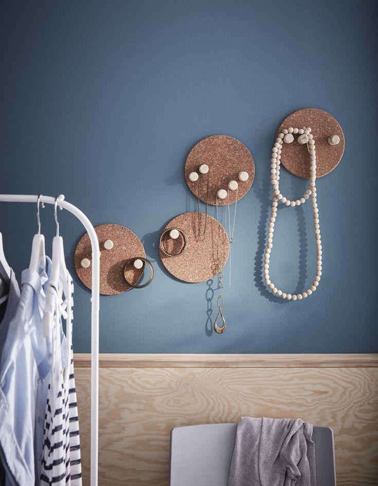 Best 25 porte bijoux ideas on pinterest jewelry storage - Meubles ikea detournes ...