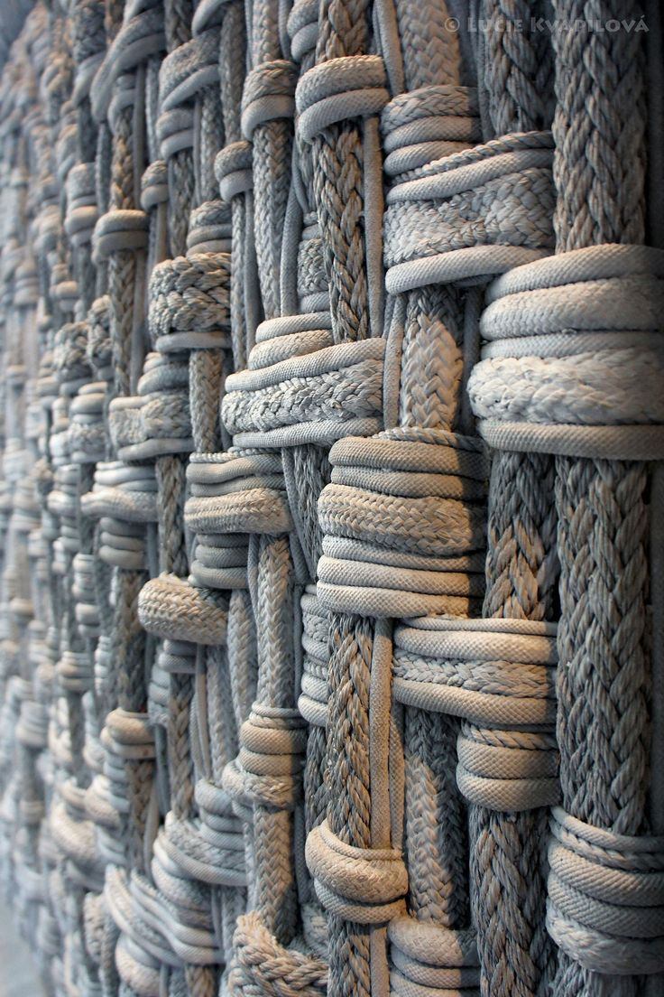 how to make rope wall art