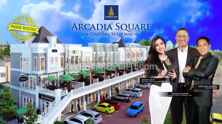ebrochure Arcadia Square Gading Serpong