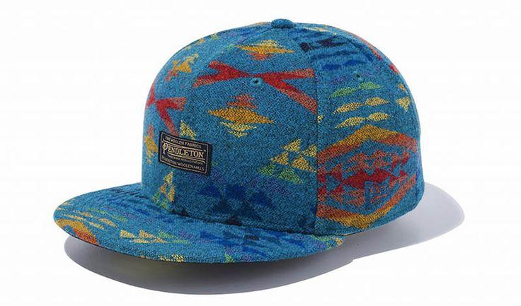 La filature américaine Pendleton Woolen Mills s'est dernièrement associée avec l'iconique leader de casquettes New Era pour créer une collection capsule...