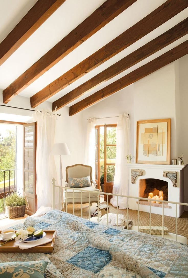charming rustic bedrooms