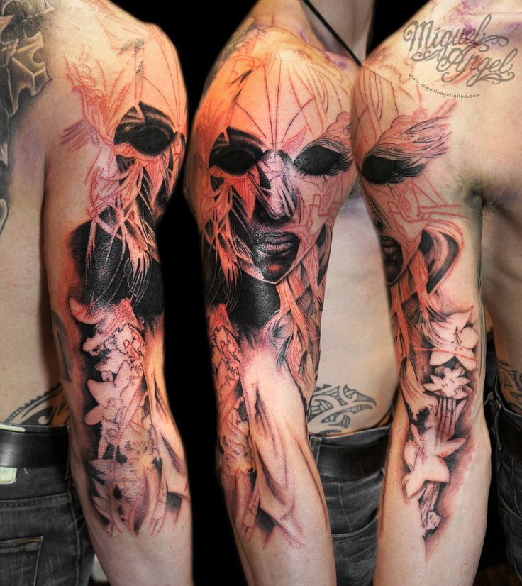 28 best Flame Forearm Tattoo Designs images on Pinterest