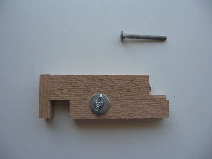 Kerfmaker (carriage bolt used) - Thanks to Simon SKL & S Palm