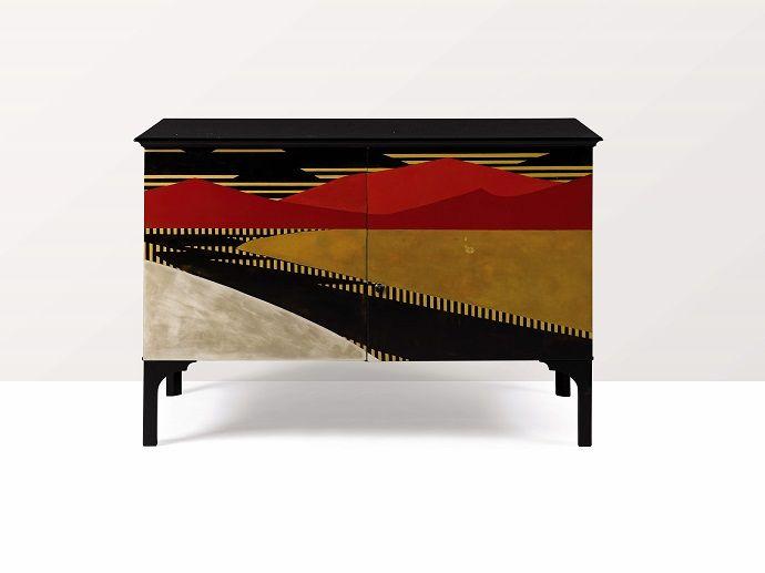 les 180 meilleures images propos de jean dunand sur pinterest m taux ench res et vase. Black Bedroom Furniture Sets. Home Design Ideas