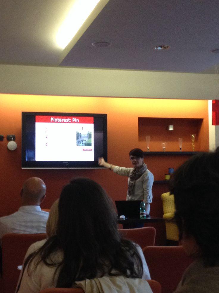 #WIRelax il format per i #socialmedia si parla di #pinterest www.hotel-posta.it