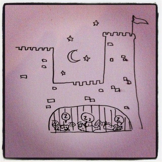 Remember this scene?  Drawn by Savannah Jarrett. #midnightthief #fanart