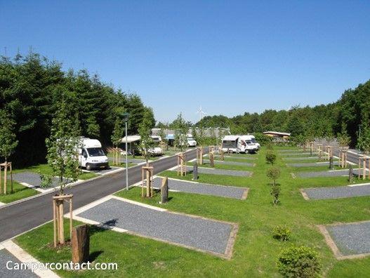 Camperplaats Heiderscheid (Fuussekaul) | Campercontact