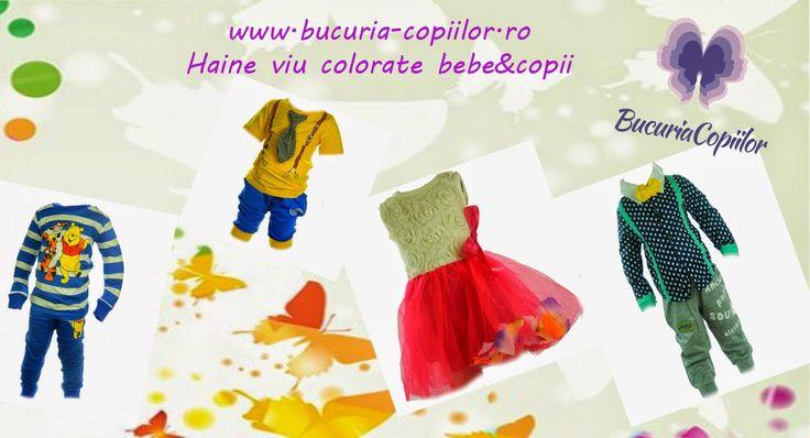 Haine pentru copii si bebelusi Bucuria Copiilor: Haine copii si haine bebelusi www.bucuria-copiilor...