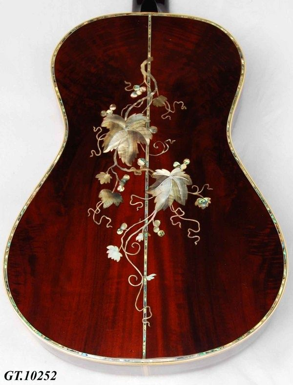 17 Best images about Amazing Guitar Inlays on Pinterest ...
