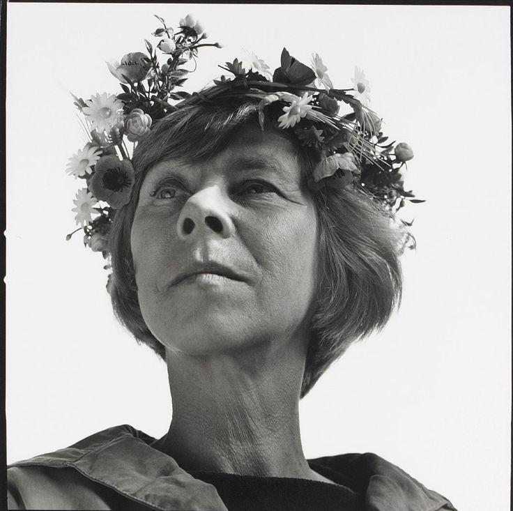Tove Jansson by Hans Gedda