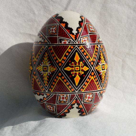 Set of 4 Red Egg Dye for Easter Egg,Pysanka Pysanky Free Shipping to USA
