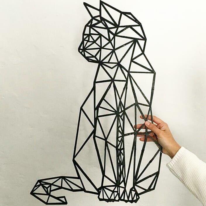 Pin On Geometric Art 3d Printing