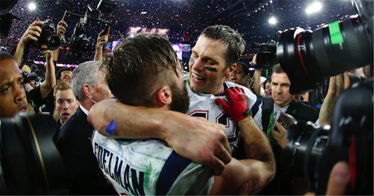 Tom Brady just opened up about the New England Patriots losing Julian Edelman.
