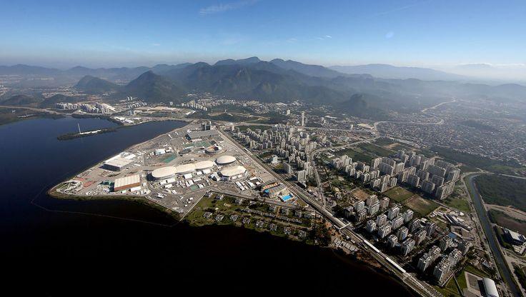 Rio de Janeiro is ready to welcome the world! #riodejaniro #brazil #sportevents #olympics