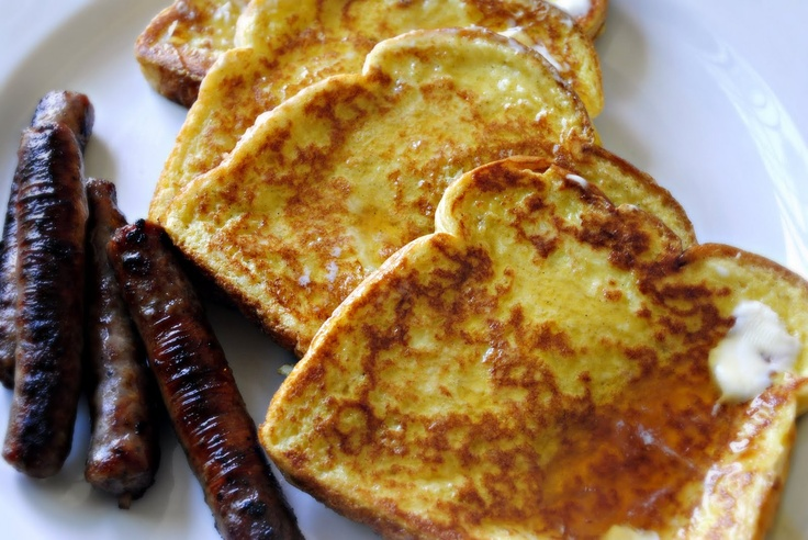 Simply Scratch » Vanilla Cardamom French Toast