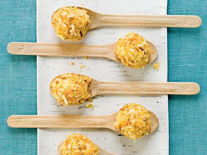 Curried Coconut Shrimp Balls   Learn how to make Curried Coconut Shrimp Balls. MyRecipes has 70,000  tested recipes and videos to help you be a better cook