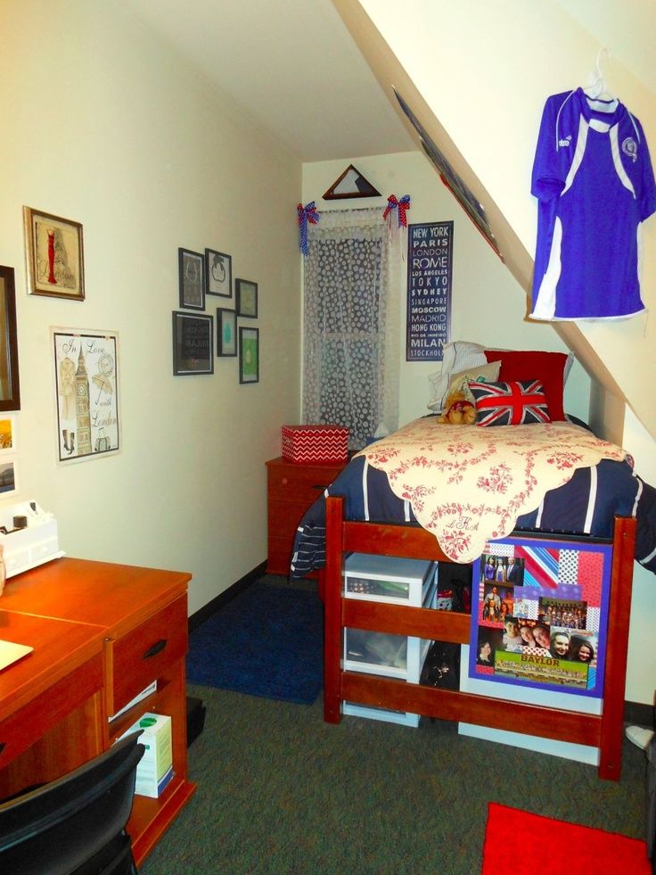 Baylor Residence Hall Style Circa 2012 Brooks Via