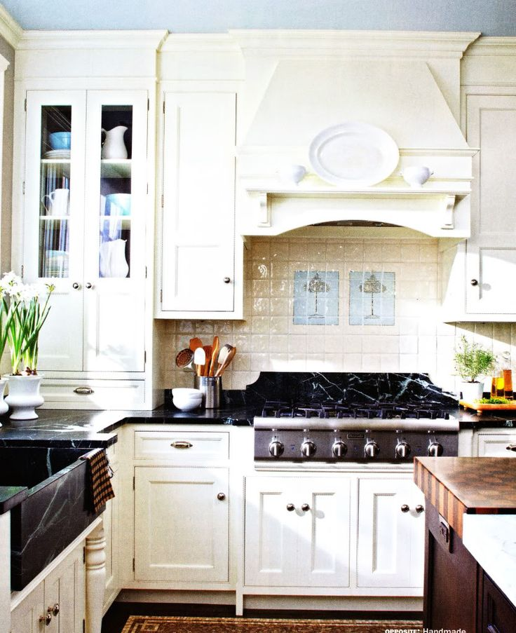 French Country Cottage Kitchen Kitchens To Dream For Pinterest