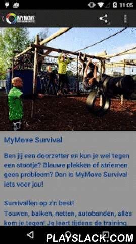 MyMove Health Center  Android App - playslack.com , MyMove staat voor een persoonlijke, gezellige sfeer en dat maken wij samen. U, alle andere leden en ons team. MyMove is een bijzondere plek waar onze leden graag komen en waar zij - met onze steun - werken aan hun gezondheid.Waarom kiest de Krimpenerwaard voor MyMove?- Grootste aanbod groepslessen, indoor en outdoor activiteiten in de Krimpenerwaard- Resultaatgarantie met ons Keep Moving programma voor conditie verbetering en Bodyplan ons…