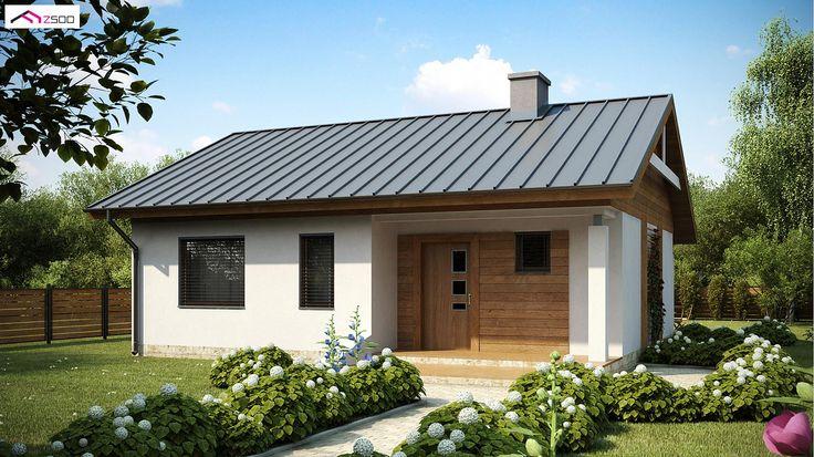 Z78 to wyjątkowy dom z kategorii projekty domów jednorodzinnych