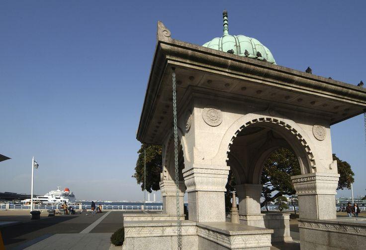 山下公園 みなとみらい 横浜 海の見える公園