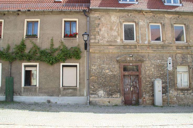 In der #Altstadt von Freyburg (an der #Unstrut). #diewocheaufinstagram #momentaufnahme #betriebsausflug