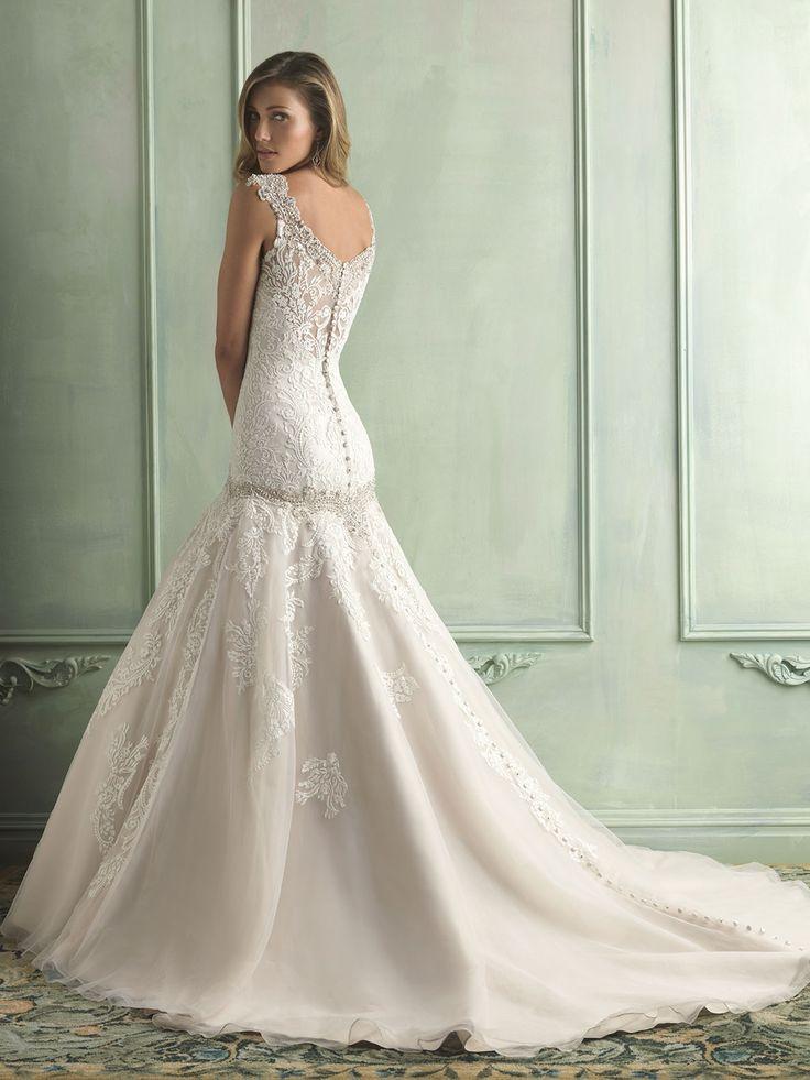 Allure Bridals - 9127 | Allure Bridals Dresses at Romashka Bridal ...