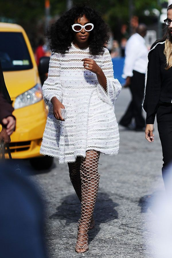 At The End Of Every Rainbow Is Solange Knowles #refinery29  http://www.revlon.refinery29.com/2016/01/101954/solange-street-style-pictures#slide-6  That's one way to say I've arrived....