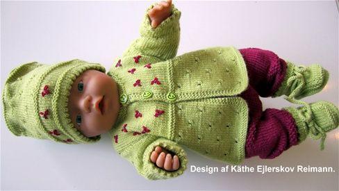 Opskrift Baby Born - www.projekt-saseline.dk