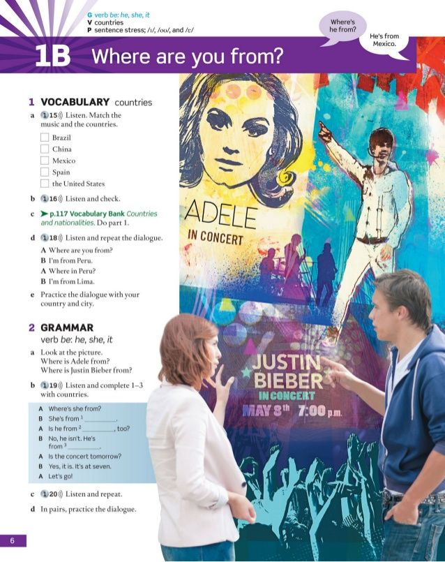 American English File Starter Student Book Second Edition With