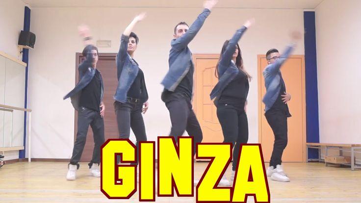 "Joey&Rina "" GINZA "" Choreography Line Dance || Impara i Passi || Balli d..."
