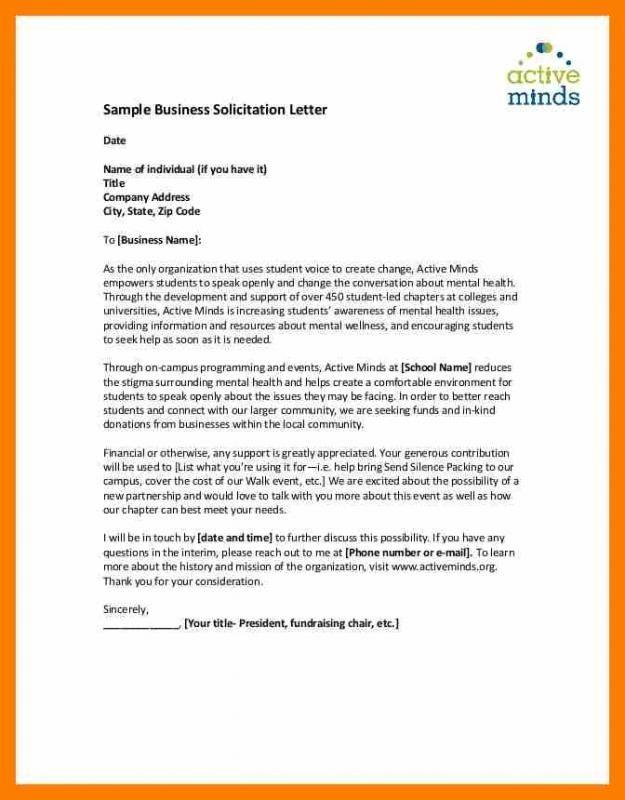 best sample resume letters donation solicitation letter
