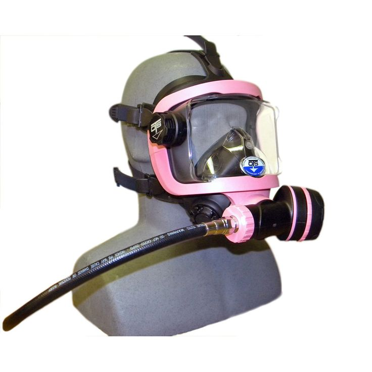 Pretty in #pink OTS GUARDIAN FULL FACE MASK - Pro-Diving Services