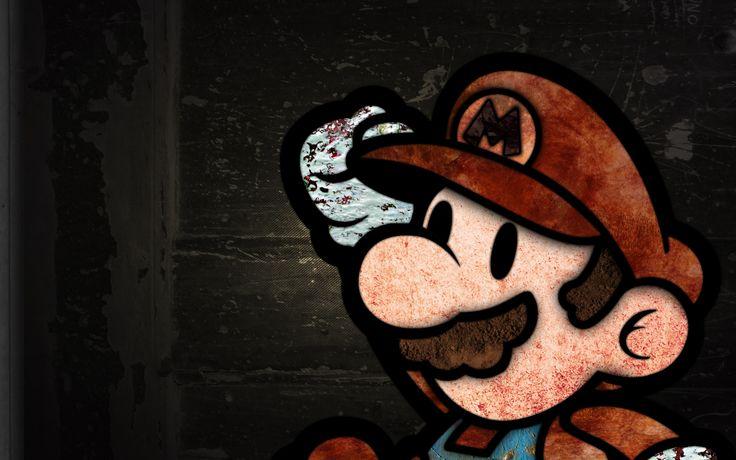 Image for Mario Bross Graffiti Wallpapers 1080p 63 Backgrounds For Dekstop wfz
