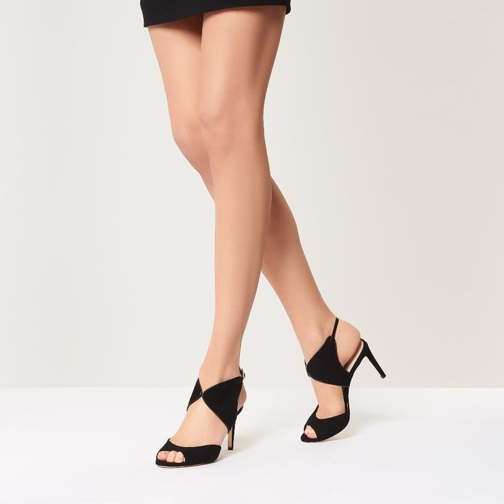 Black Suede, Shoes Sandals, Formal