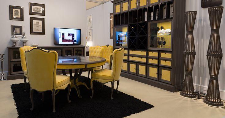 Необычная коллекция мебели в эксклюзивной отделке, разработанной специально для выставочных образцов шоу-рума «Интерьеры-Т». Станьте единственным обладателем коллекции «Tailoring» от Annibale Colombo. Мебель с отделкой ярко желтого цвета - это настоящая власть цвета. Цвет, который оживит интерьер и поможет разнообразить его.Пусть ваша индивидуальность будет в центре внимания! #итальянскаямебель  #дизайнерскаямебель #магазинитальянскоймебели #мебельвналичии #элитнаямебель #мебель #интерьер…