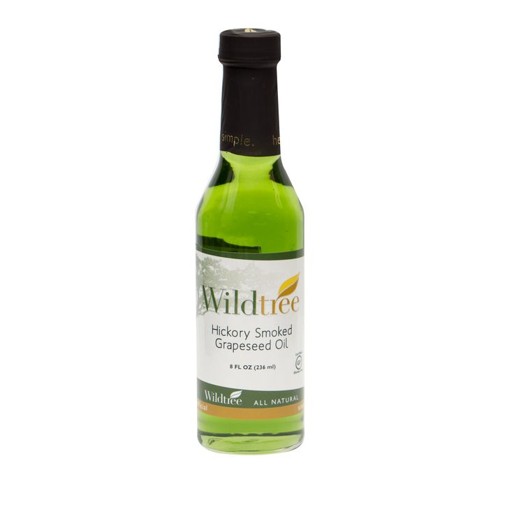 Hickory Smoked Grapeseed Oil - Wildtree