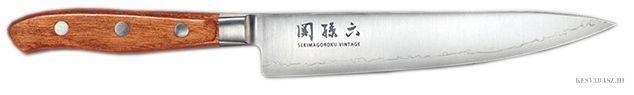 KAI Seki Magoroku Vintage általános konyhakés - 15 cm