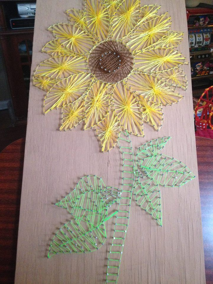 17 Best Images About String Art On Pinterest Nail String